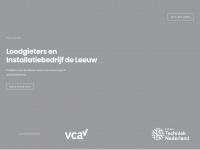 Fa. M.W. de Leeuw en Zonen Installatiebedrijf Koudekerk aan de Rijn