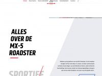 Welkom - MX-5 Roadster Club NL