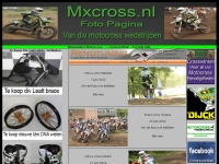MX Cross • Recreation / Motorcycles