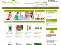 Mygreencoffee.nl - MyGreenCoffee - Green Coffee & Green Tea