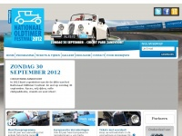 Home | Nationaal Oldtimer Festival powered by Meguiar's