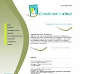 Nationalevertelschool.nl