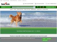 Sana-Vesta | Voeders en supplementen voor hond, kat & paard