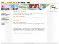 Nbgfinance-diensten.nl - NBG Finance - Financieel Intermediair