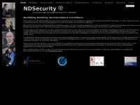 Ndsecurity.nl - Home - NDSecurity