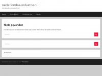 Nederlandse-industrie.nl - Nederlandse Industrie - Online magazine industrie en productie