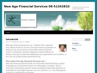New Age Financial Services          06-51343810 -