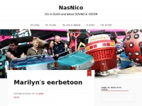 NasNico – It's in Dutch and about SOUND & VISION