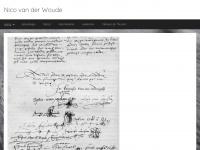 Nicovanderwoude.nl - Nico van der Woude