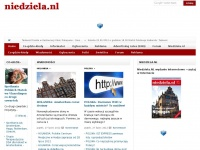 Holandia - praca, mieszkania, przejazdy, busy do Polski, ogloszenia, sprzedam, kupie, imprezy, Niedziela.NL - portal Polonii w Holandii