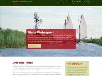 Nivonwatersport.nl - Nivon Watersport | Zeilkampen in Friesland!