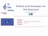 Nlsklaaswaal.nl - Muziekvereniging NLS Klaaswaal