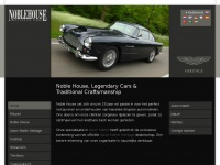 Noble House Classic Cars - Home