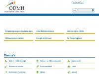 Odmh.nl - Home - Omgevingsdienst Midden-Holland