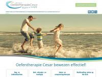 oefentherapiecesarbest.nl