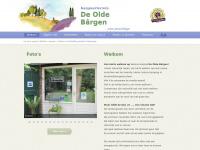 Welkom  - De Olde Bârgen