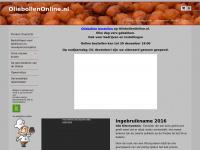 Welkom bij Blokker's Gebakkraam