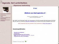 4wdagenda.nl