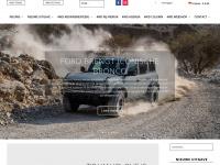 4WD Magazine - Terreinrijden - Terreinrijden nederland - Offroad evenement melden