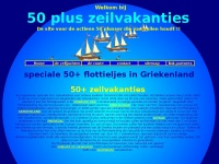 50 plus zeilvakanties