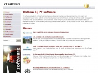 7tsoftware.nl - 7T software dé standaard in branche oplossingen | 7T software