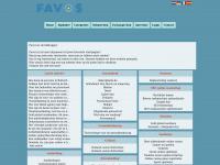 Favos.nl | Gratis startpagina's