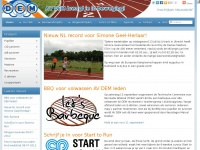 Home - AV DEM   Atletiekvereniging DEM - Beverwijk