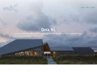 Onix.nl - Homepage - Onix architecten