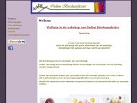 """Onlineborduurplezier.nl - Welkom bij """"Online Borduurplezier"""""""
