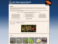 Welkom bij aquarium-, terrarium- en insectariumvereniging Ons Natuurgenot Gouda (A.V. ONG)