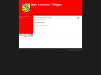 Onsstreventilligte.nl - Ons streven Tilligte - Uitslagen / Ergebnisse