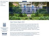 Opentuinendagen.nl - Museum Van Loon - Open Tuinen Dagen