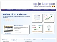 opjeklompen.nl