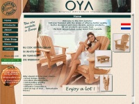 Oyachairs.nl - OYA Chairs - Original Red Cedar