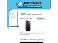 oxygensound.nl
