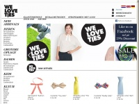 weloveties.nl