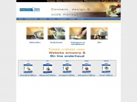 PASTRYcms | CMS - Content management systeem - Webdesign - Intranet - Website - content management systemen
