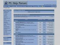 Pc Help Forum - Forumindex