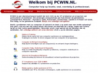 Pcwin.nl - Professional IT support: particulier & zakelijk | PCWIN