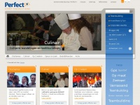 Perfect+ Teambuilding en bedrijfsevenementen | Perfectplus