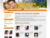 zoekeenrelatie - Just another WordPress site