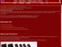 Picbasic.nl - PIC Basic projecten en printplaten etsen