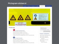 pictogram-sticker.nl