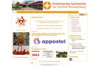 Protestantse Gemeente De Voorhof in Woudenberg