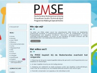 PMSE – Programme Making & Special Events
