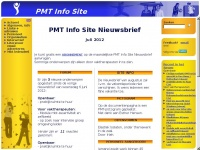 Psychomotorische therapie Info Site: index pagina
