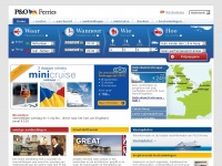 poferries.nl