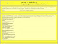 Politiek in Nederland!