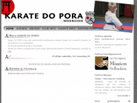 Karate do Pora