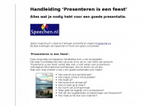 presentereniseenfeest.nl